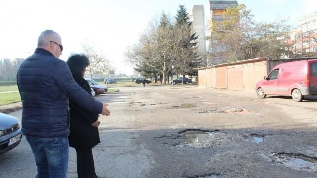 Общината подхваща ремонт на улици в