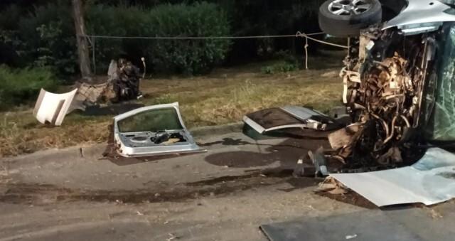 Тежка катастрофа - дрогиран зад волана на БМВ, трима са загинали