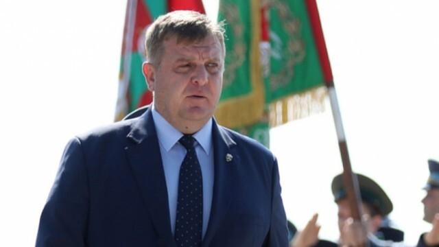 Красимир Каракачанов се оттегля, ако Радев и Борисов си подадат ръка