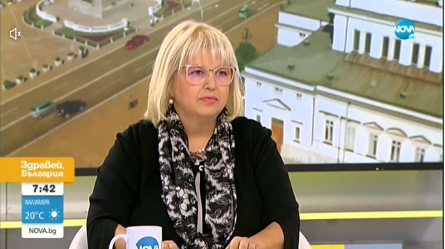 Мария Капон: Петър Стоянов е бил моят президент