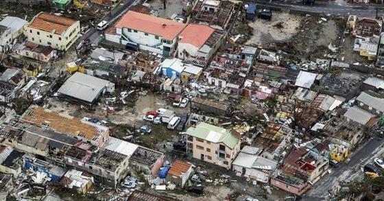 Ирма е най-мощният и продължителен ураган на всички времена