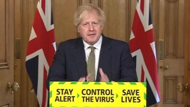 Коронавирусът ударил Борис Джонсън в очите
