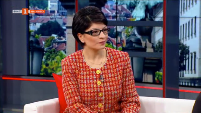 Десислава Атанасова: ГЕРБ управлява по волята на народа, имаме ръст на доходите