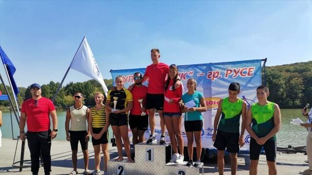 """Ето кои са победителите в Националната регата по гребане """"Купа Липник"""" – Русе"""