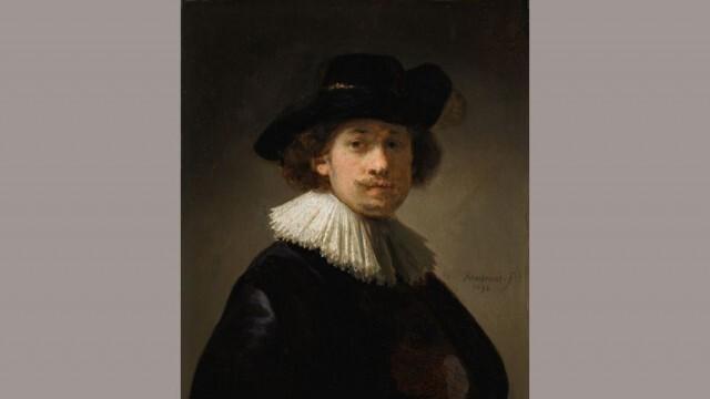 За 6 минути продадоха на търг автопортрет на Рембранд за рекордна сума
