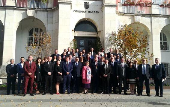 Клетва да работи в името на гражданите и общината положи новият Общински съвет на Плевен