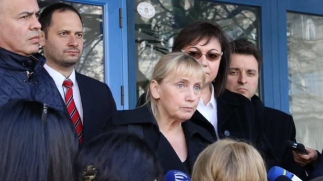 Елена Йончева избрана за водач на евролистата на БСП