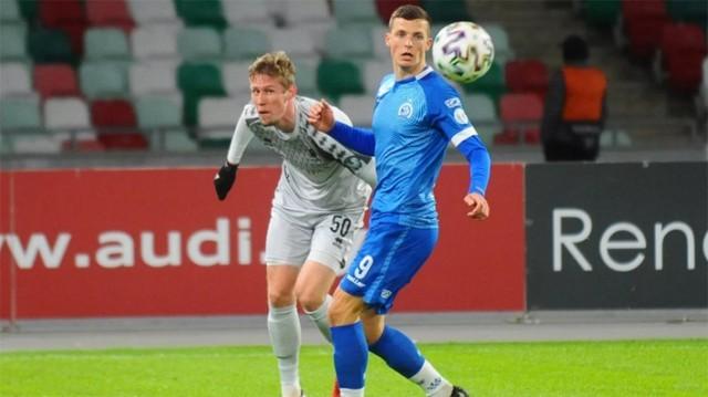В Беларус продължават да играят футбол въпреки пандемията