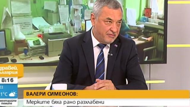 Валери Симеонов нахока министрите: Мерките срещу коронавируса се разпуснаха твърде рано, няма контрол