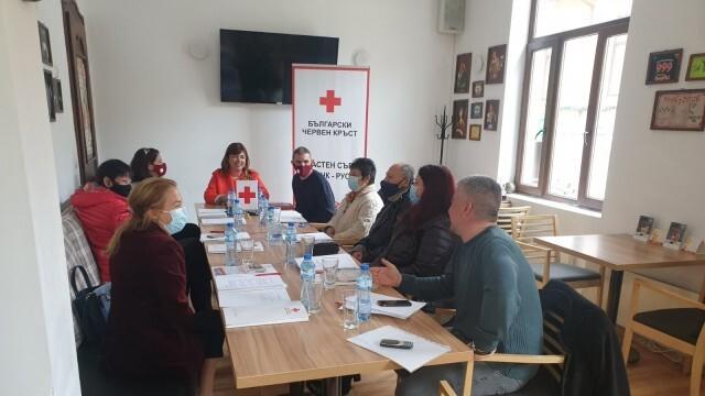 Общинският съвет на БЧК-Русе ще помага на нуждаещите се за Великден с кампанията