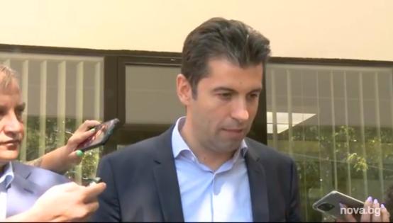 Кирил Петков: С Асен Василев ще бъдем част от промяната