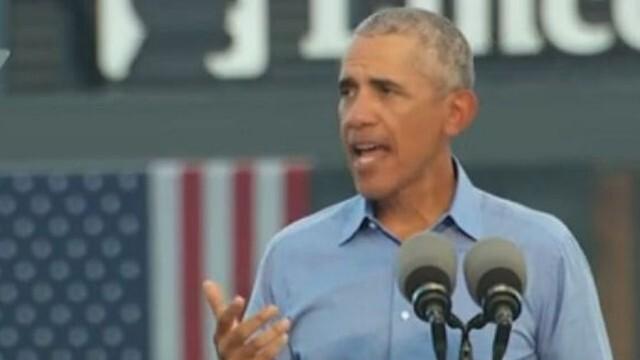 Барак Обама: Тръмп се отнася към президентската длъжност като към шоу, за да привлича внимание