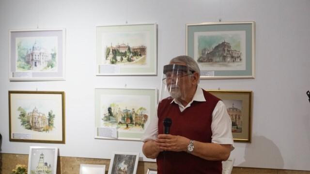 Арх. Белин Моллов откри изложба