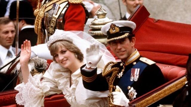 Ето колко струва да опитате сватбената торта на Лейди Ди и принц Чарлз