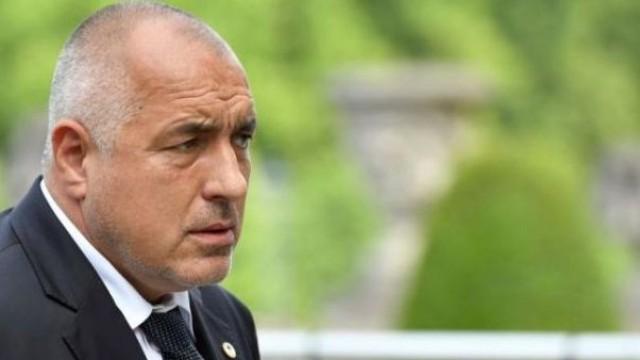Борисов с горещ коментар за Джамбазки и катастрофата с кола на НСО