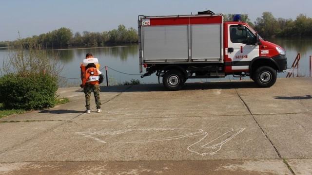 Вчера пожарникари извършиха дезинфекция във връзка с противоепидемичните мерки