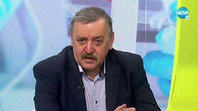Проф. Тодор Кантарджиев става консултант на Столична община за ваксинациите