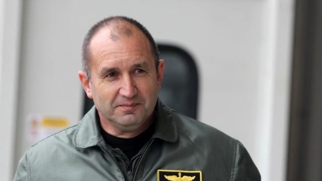 Ген. Румен Радев е новият български президент