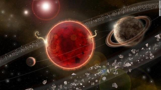 Нова суперземя близо до Слънчевата система?