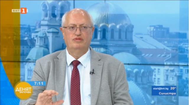 Доц. Спасков: Отчитаме по-висок брой заразени, защото се правят тестове предимно в рискови групи