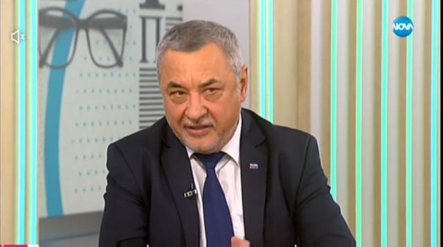 Коалиционерът Валери Симеонов натопи ГЕРБ: Искаха да ликвидират БСП като ги оставят без субсидия