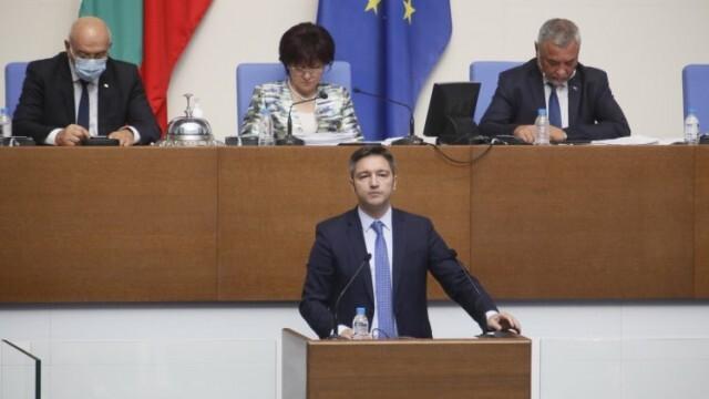 БСП поиска отстраняването на Марешки като зам.-председател на парламента