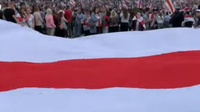 Беларуски опозиционери бяха осъдени на 10 дни затвор