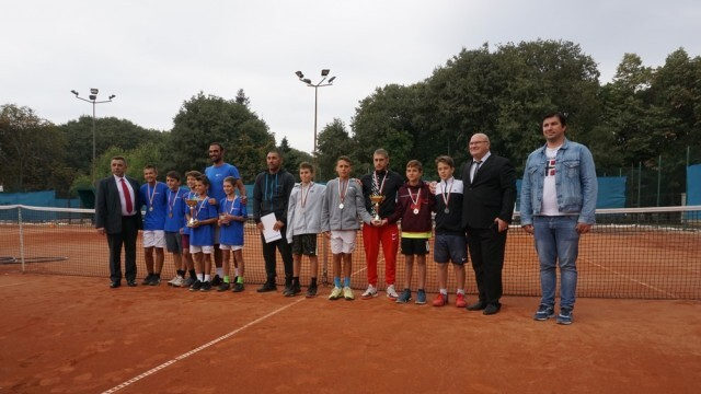 Приключиха държавните отборни първенства по тенис за юноши и девойки в Русе