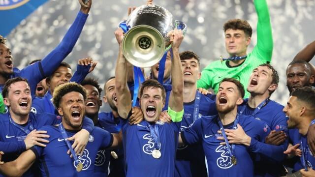 """""""Челси"""" с втори трофей в Шампионската лига"""