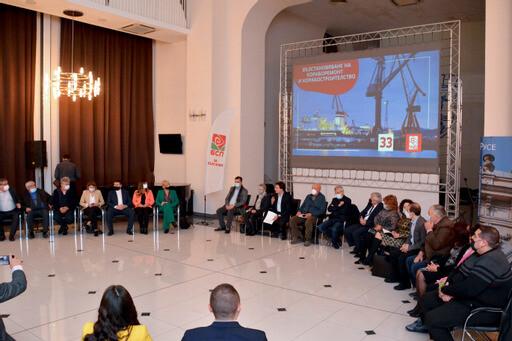 БСП-Русе даде официален старт на своята предизборна кампания: Лявото има бъдеще