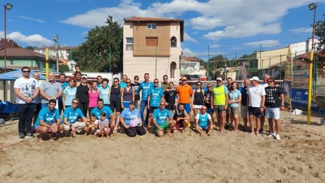 Български и руски тенисисти мериха сили в Международен турнир по плажен тенис в Русе