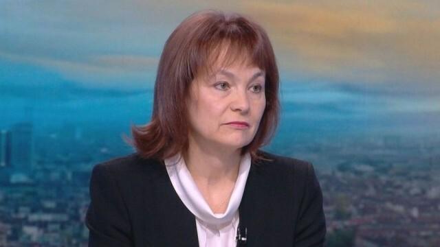 Росица Матева, ЦИК: Тепърва ще се плащат 43-те милиона за машините за гласуване