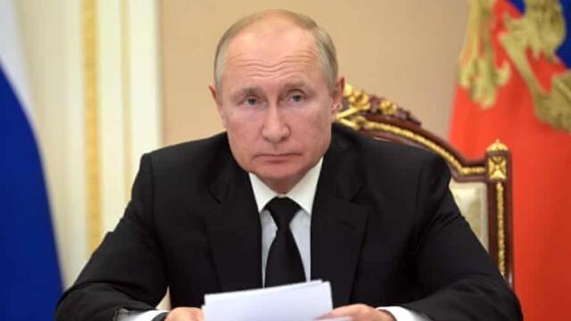 Путин: Разчитам на вашето отговорно, патриотично гражданство