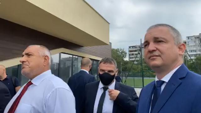 Бойко Борисов: Какво ме интересува на Божков проекта?! Демокрация е (Видео)