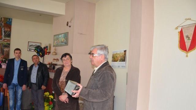 Проф. д-р Димитър Стойков във Върбица: Ще продължаваме да подпомагаме самодейното творчество, защото то ни съхранява като българи