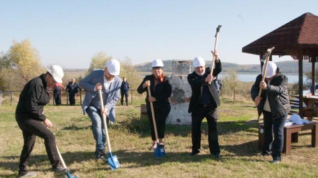Нов канал ще пуска прясна вода в езерото Сребърна