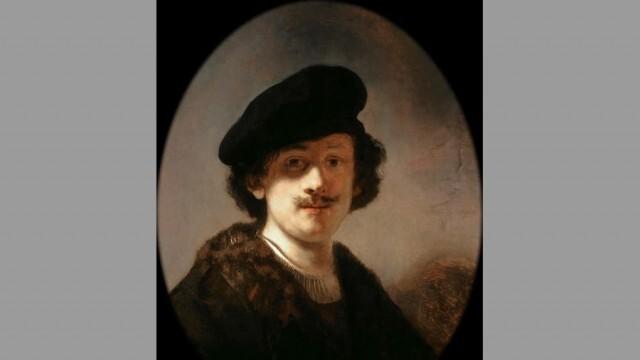 Библиотека за слепи получи триизмерно копие на картина на Рембранд