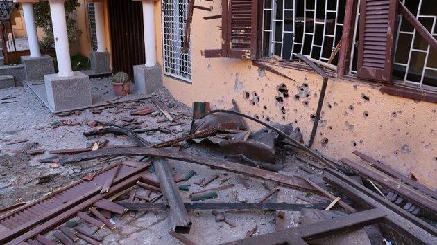 Бомба избухна в Службата за сигурност на Украйна в Одеса