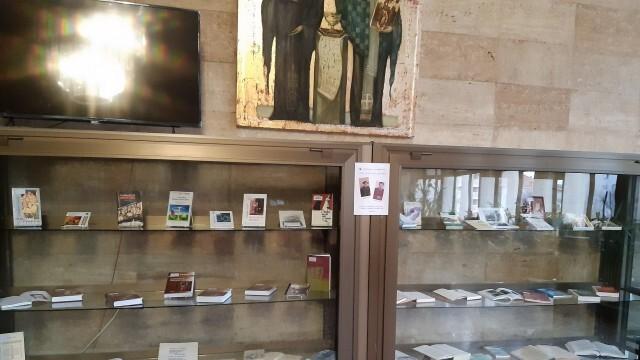 """Регионалната библиотека отбеляза своя 133-и рожден ден с документална изложба """"Незабравените Алберт и Стефан Гечеви"""""""