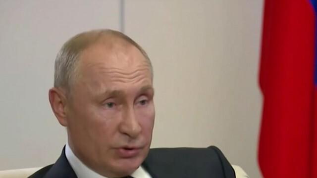 """Путин готов да въведе в Беларус силови структури, ако """"ситуацията излезе от контрол"""""""