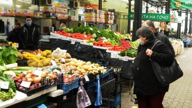 Цените на храните пак тръгнаха нагоре след седмица затишие