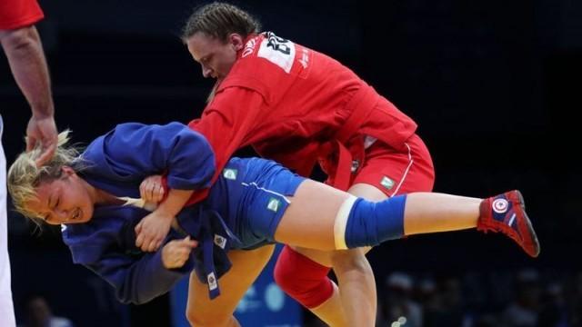 """Мария Оряшкова от """"Юнак"""" донесе първа титла за България на Европейските игри"""