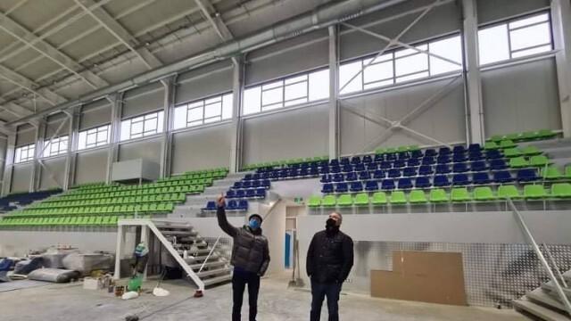 Откриват Спортната зала в Бяла през януари