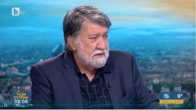 Вежди Рашидов: Караянчева се сърди на Борисов, но той я прегърна и тя му прости