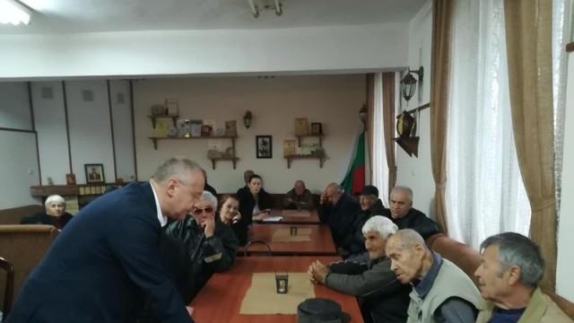 Сергей Станишев в Русе: Пасивността помага на статуквото