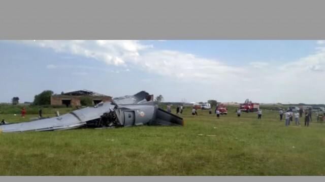 Поне 9 жертви при аварийно кацане на самолет в Русия