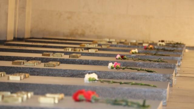 Областната управа в Русе почете паметта на героите от Априлската епопея