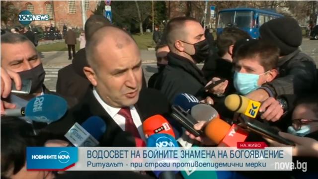 Президентът: Преди да говори изобщо за изборите, премиерът дължи отговор за най-високата смъртност в Европа от COVID-19