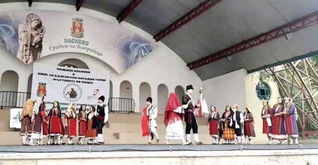 """Награда за най-красиви носии спечелиха беленски танцьори на Фолклорния фестивал """"Хайдушка софра"""""""