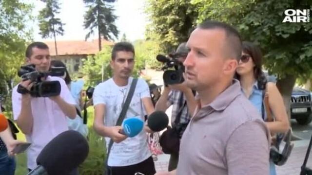 Само двама се явиха на протеста срещу отстрела на мечката от Белица